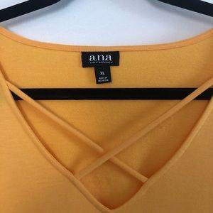Ana Mustard, Bell-Sleeve Dress